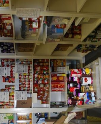Our Church Food Pantry