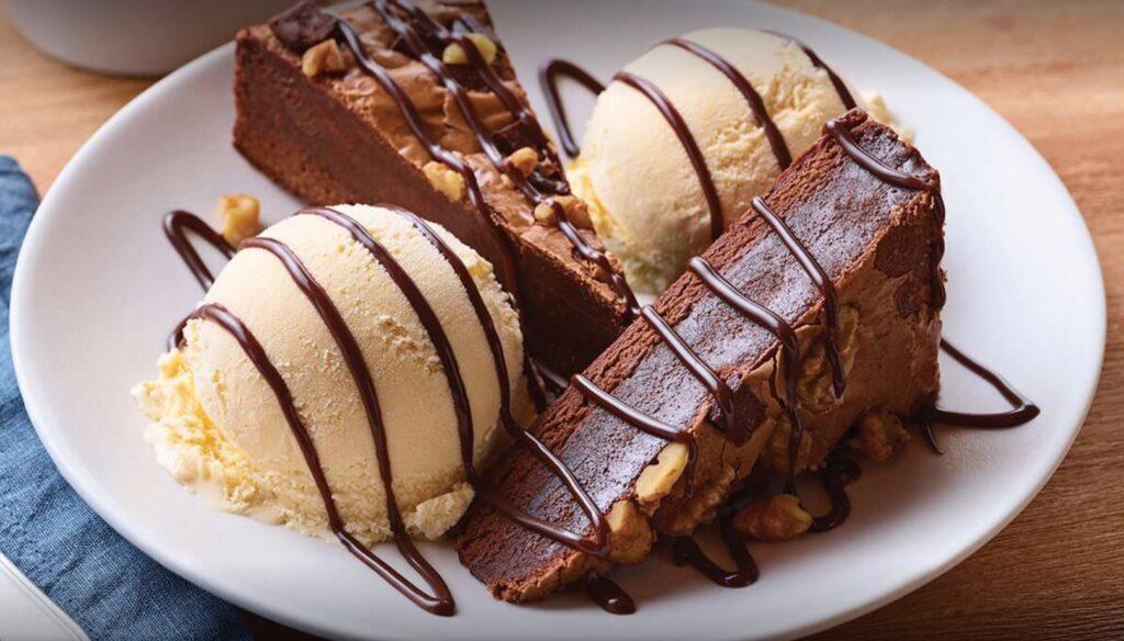 Applebee's Birthday Dessert