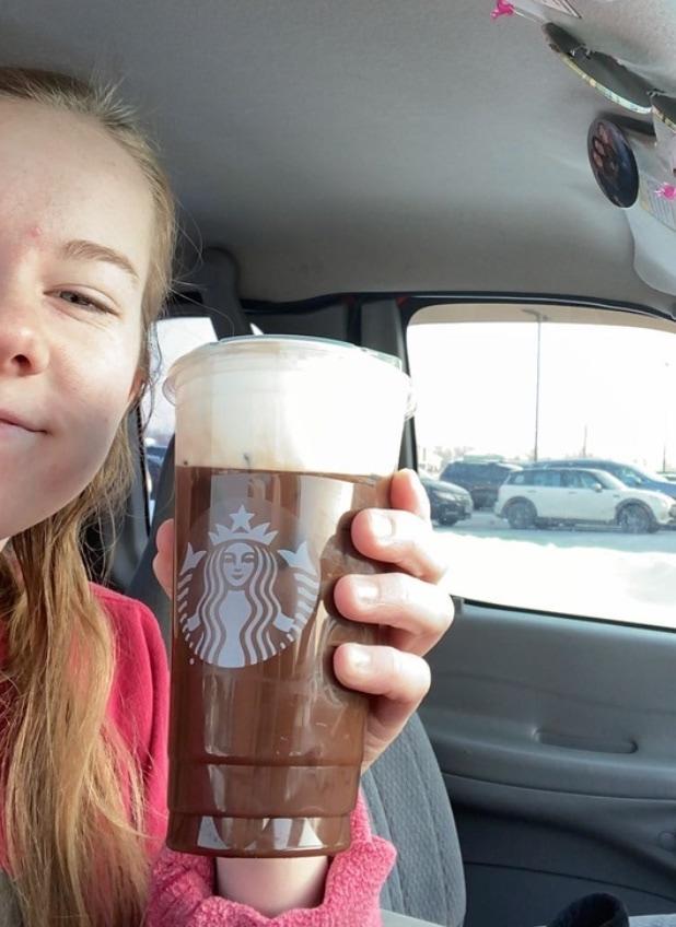 Starbucks Free Birthday Drink