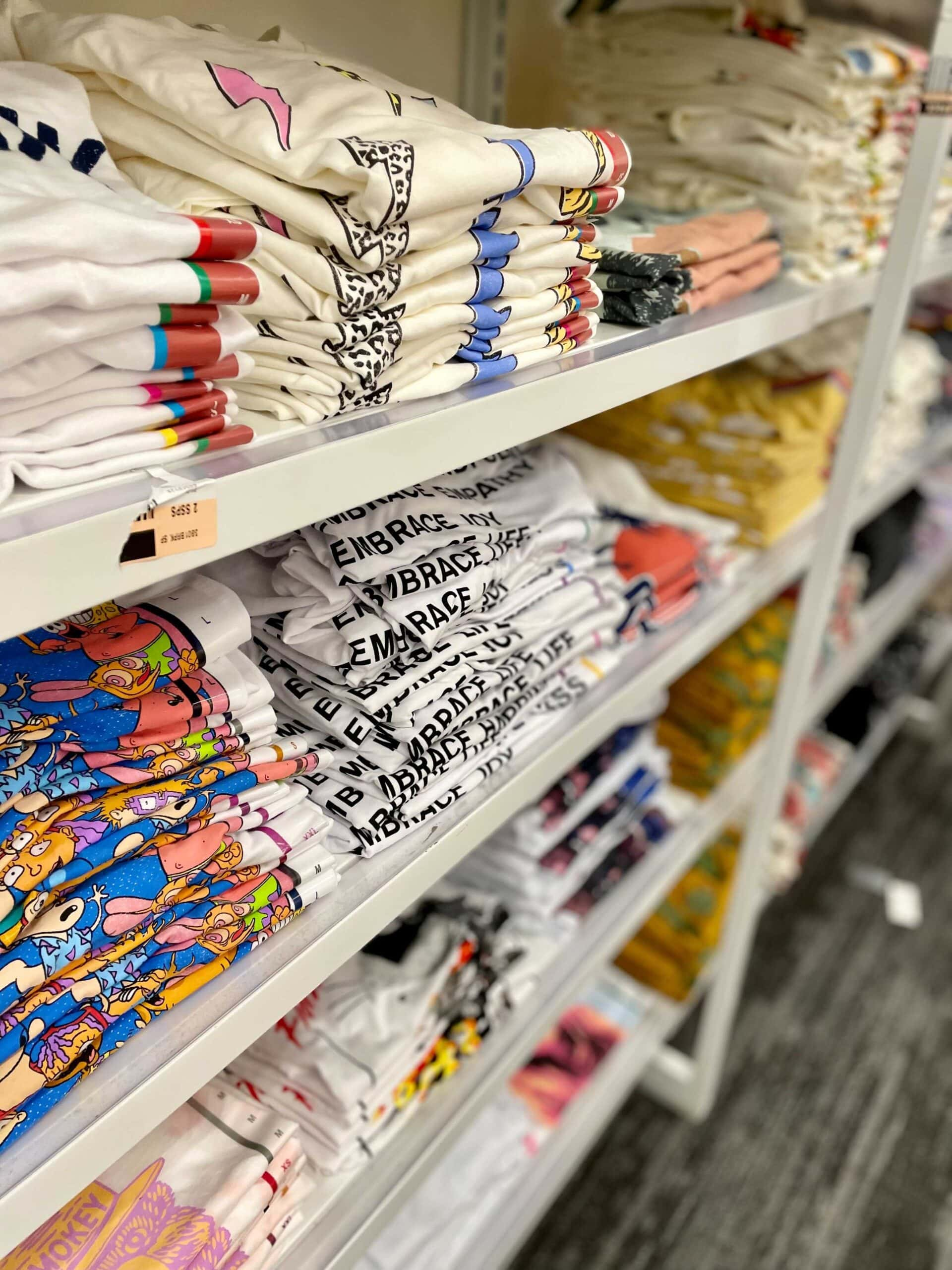 target graphic tees