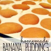 Paula Deen Banana Pudding - PINTEREST