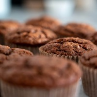 Apple Banana Bran Muffins (So Good For You Too!)