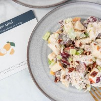 Best Chicken Salad Recipe (Fruity and Easy!)