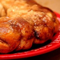 Maple Glazed Monkey Bread & Our Favorite Back To School Tradition