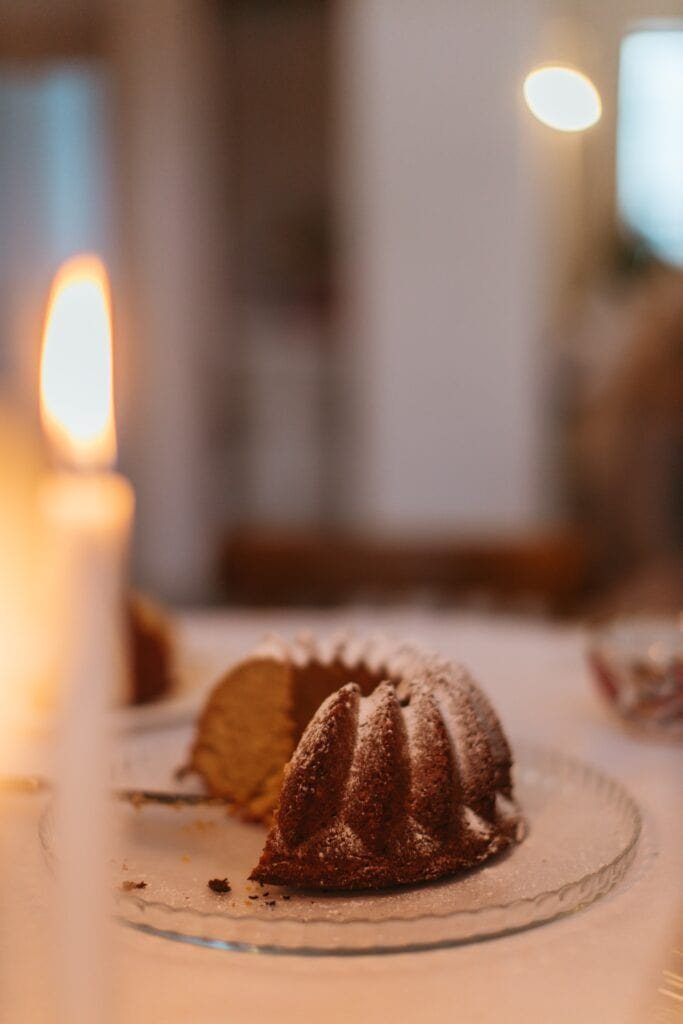 Pumpkin Cranberry Cake - Photo by Anastasia Shuraeva from Pexels
