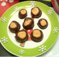 Peanut Butter Buckeye Bal