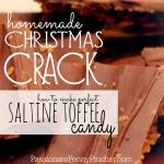 christmas crack - PINTEREST