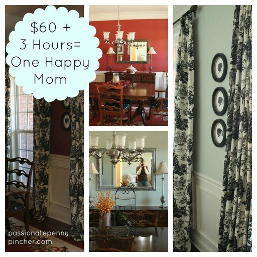 Benjamin Moore Paint Project with Aura Paint