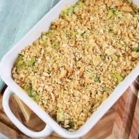 Broccoli Cheese Casserole - The PERFECT Side Dish!