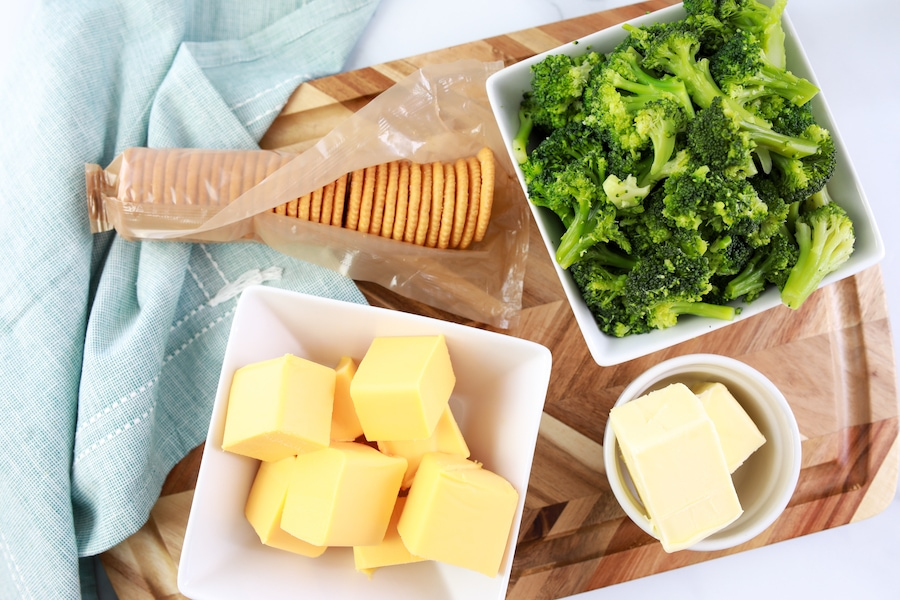 Cooking with Broccoli and Cheese