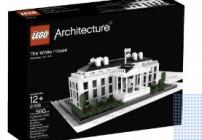Lego Architecture Kit