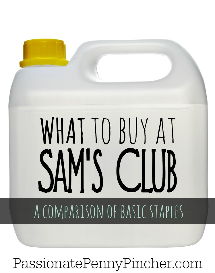 What Should You Buy At Sam's Club