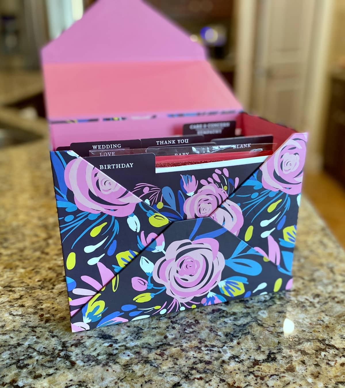 hallmark box