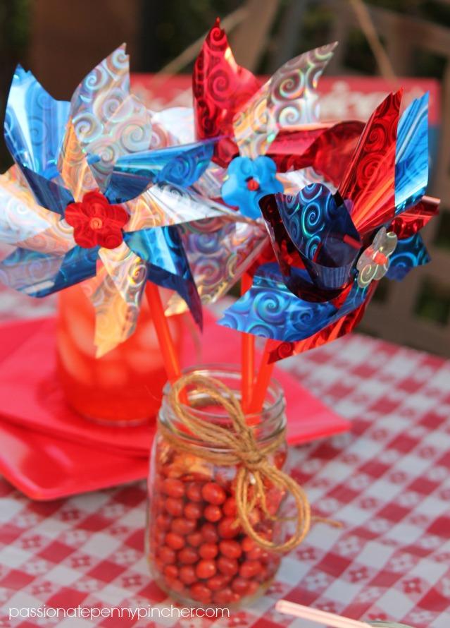 Dollar Tree Decorating using Mason Jars and Candies