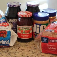 Homemade Uncrustables | PERFECT for Lunches!