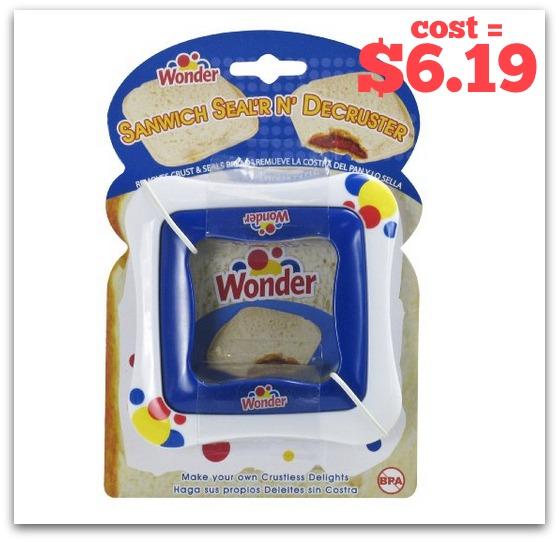 Wonder Bread Sandwich Sealr