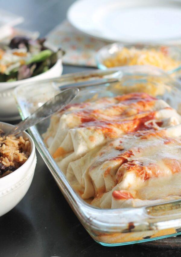Mexican Fiesta Main Dish