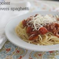 slowcookerspaghetti