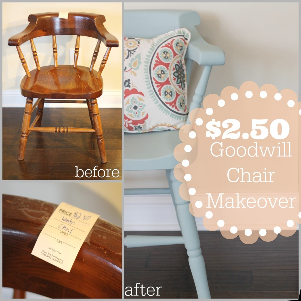 goodwillchairmakeover
