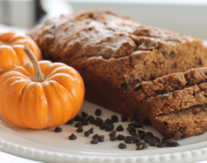 Pumpkin Chocolate Chip Bread Recipe for Fall