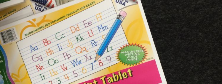 what to buy at dollar tree educational practice books