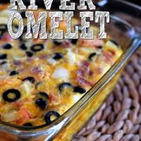 Oven Baked River Omelet