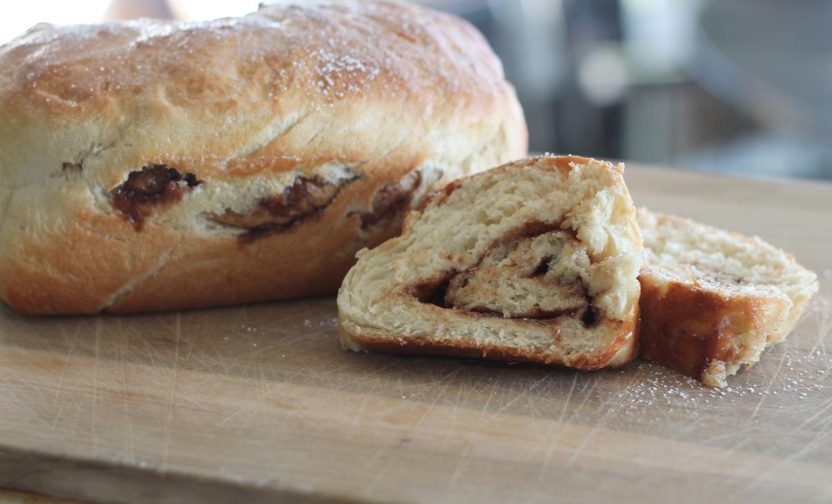 Bread Machine Cinnamon Bread Recipe