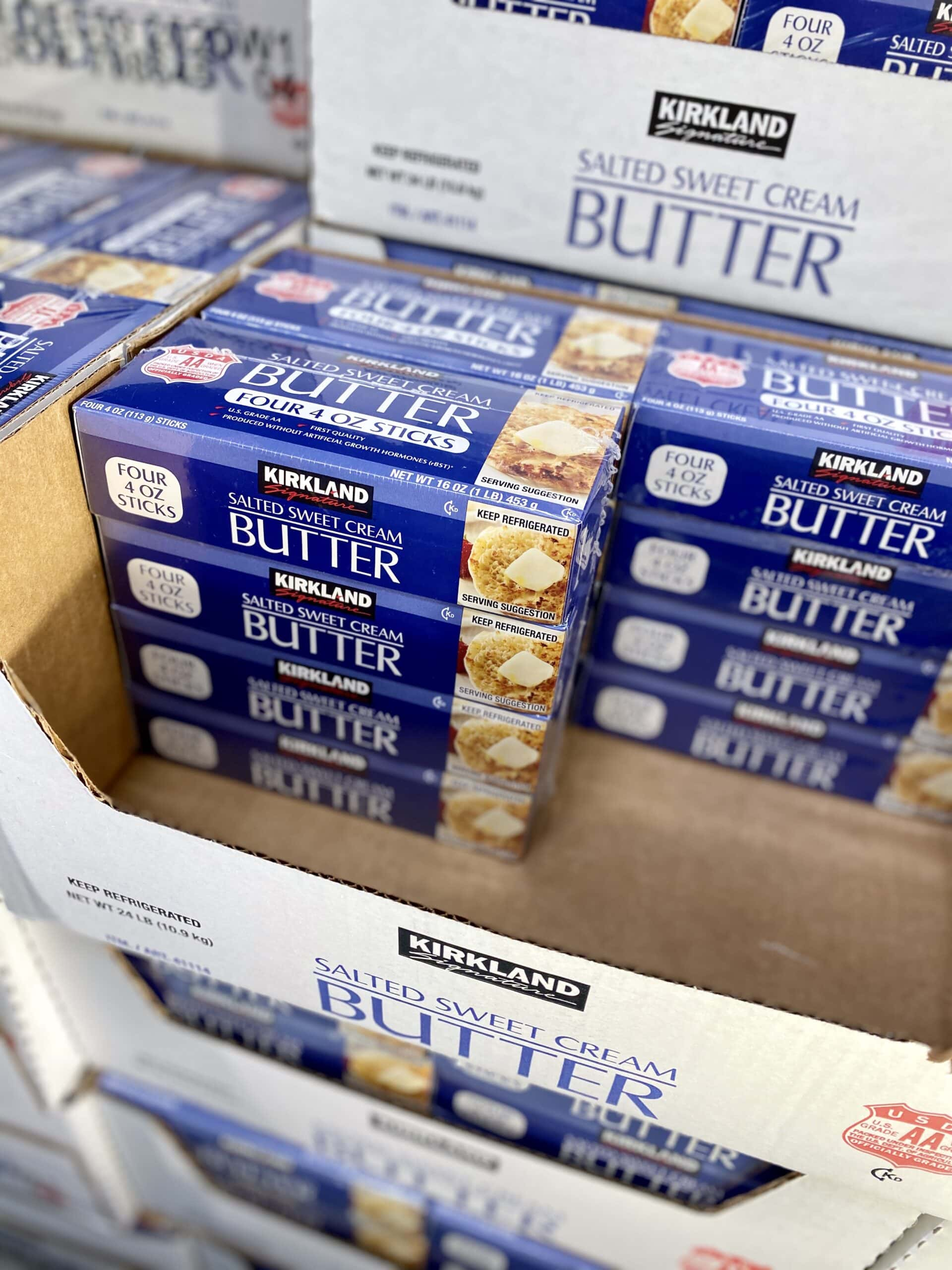 what to buy at costco - butter