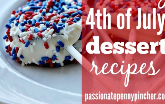 4thofjulydessertrecipes