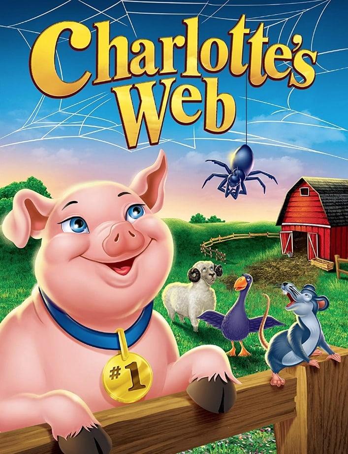 Charlotte's Web Amazon Prime Kids Movies