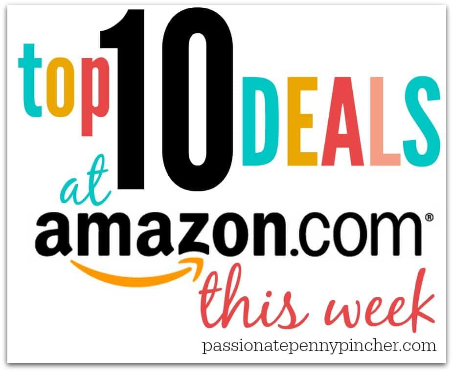 Top 10 Amazon Deals This Week