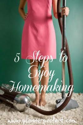 homemaking5steps