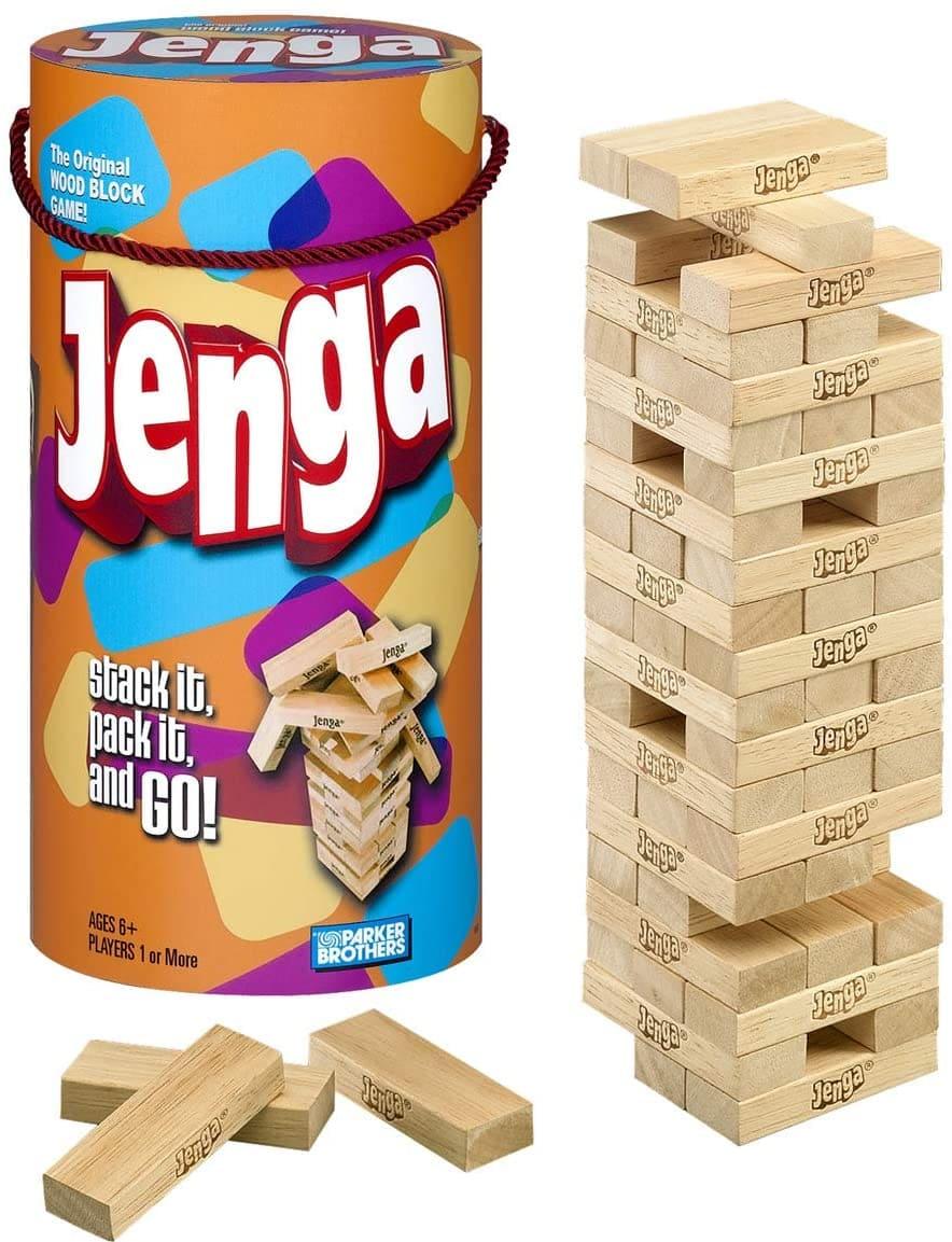 jenga - amazon prime toys