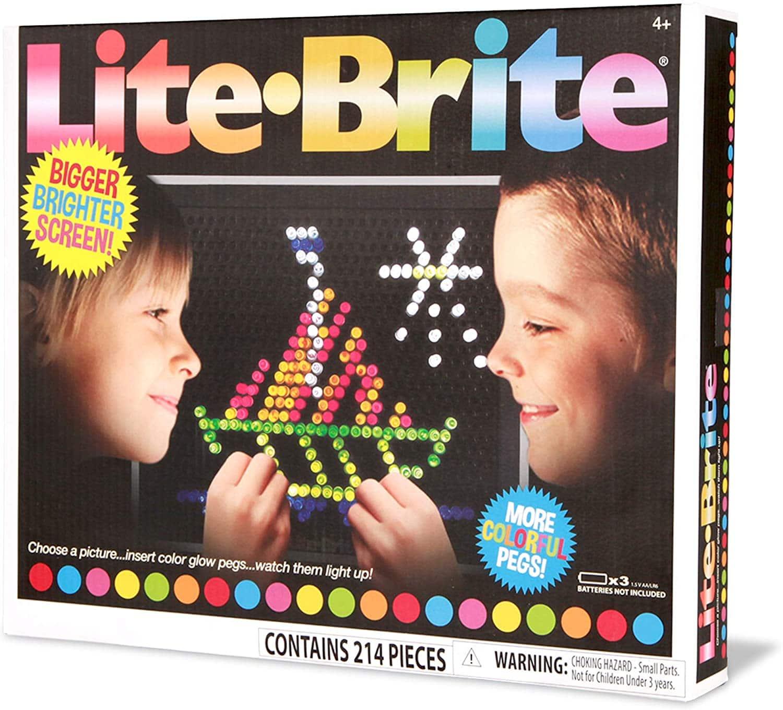 lite-brite - amazon prime toys