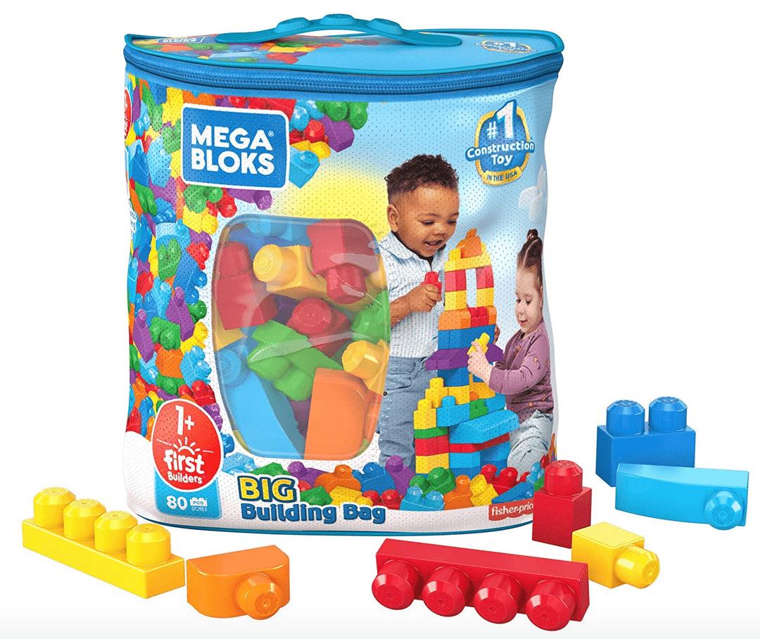 mega bloks - amazon prime toys