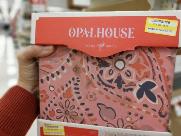 how to save money at target - shop clearance