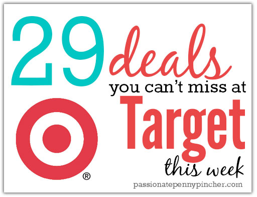 29 deals you can't miss at Target this week