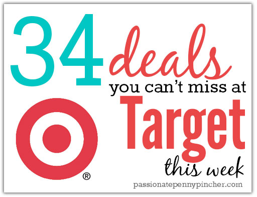 34 Deals you can't miss at Target this week