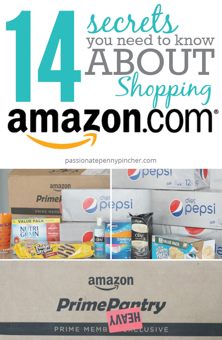 14 secrets you need to know about shopping Amazon