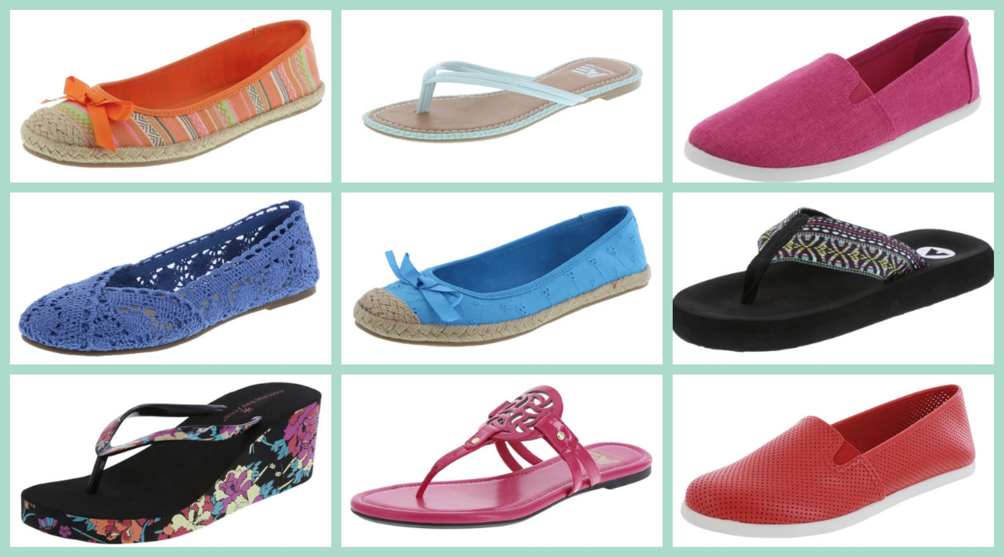 Clearance Shoes $3 per Pair at Payless