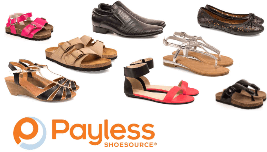 All Clearance Shoes $5 at Payless