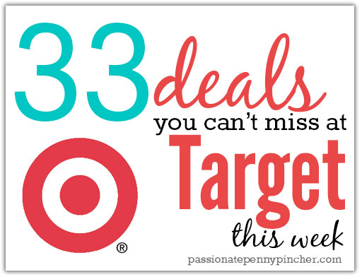 33 deals you can't miss at Target this week