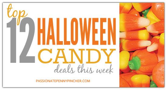 Top 12 Halloween Candy Deals This Week