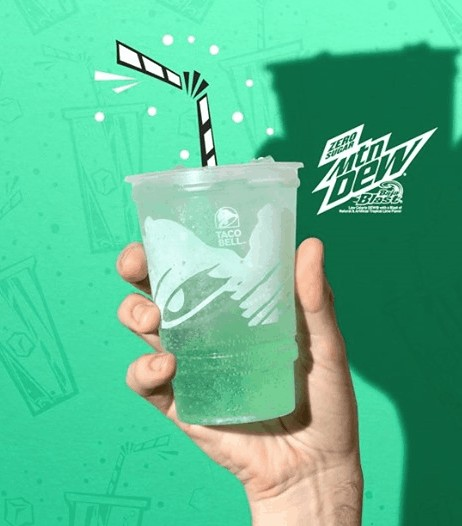 Taco Bell Happy Hour Drinks