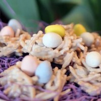 Easter Nests (Such an Easy Easter Dessert and Just 3 Ingredients!)