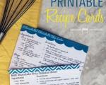 freeprintablerecipecards