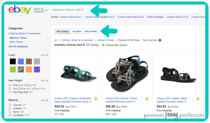 ebaychacosearch