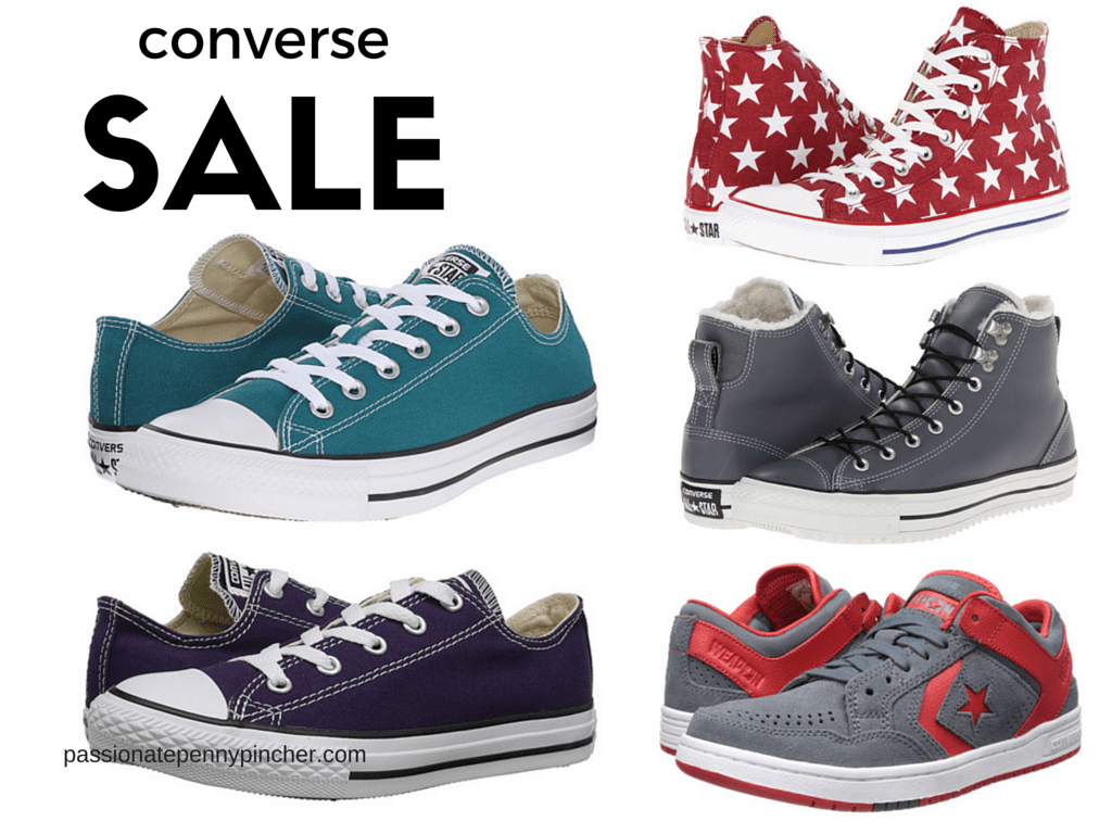 Black Friday Deal #50 - Converse Chuck