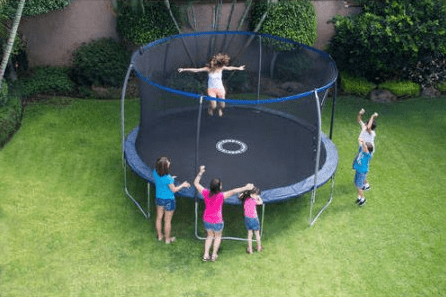 Check out all these Walmart Trampolines for Sale to save over $100 each!