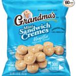Grandma's Vanilla Creme Mini Sandwich Cookies